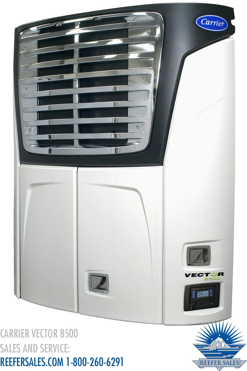 Candidature Xarios CarrierVector8500
