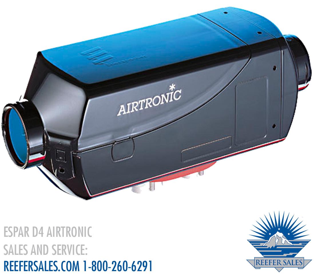 Espar D4 Airtronic Reefer Sales Amp Service Inc