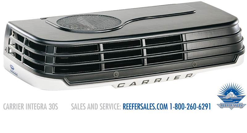 Carrier Integra 30S / REEFER SALES & SERVICE INC