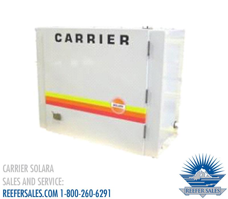 Carrier Solara Reefer Sales Amp Service Inc